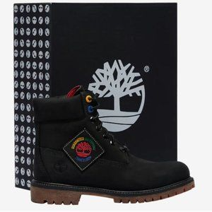 """Timberland 6"""" Inch Premium Hiking Boots Patch Pack"""